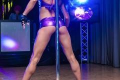 Pole Dance to pokaz zmysłowy :)
