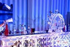 Bar lodowy tematyczny na imprezę prl