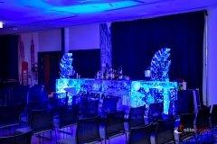 Bar lodowy na event kosmiczny