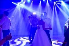 Oświetlenie na weselu tworzy niepotwrzalny klimat