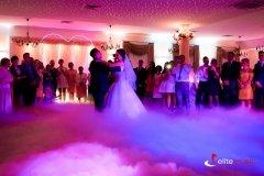 Pierwszy taniec z ciężim dymem