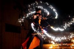 Taniec z ogniem - Fireshow