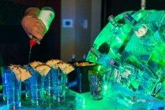 Barmani przygotowywali rewelacyjne drinki dla gości