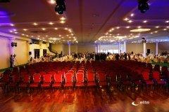 Organizujemy imprezy dla firm - bankiet firmy Warta w hotelu Gołębiewskim