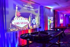 Wieczór kasyno Las Vegas