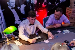 Wieczór James Bond Casino