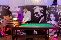 Wieczór James Bond Casino