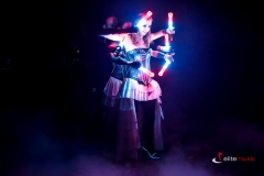 Pokaz Lightshow - manipulacje POI