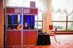 Na konferencji zapewniliśmy system do tłumaczeń symultanicznych