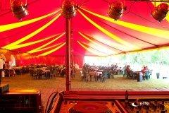 Namiot bankietowy na potrzeby pikniku
