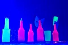 Pokaz barmański UV Show