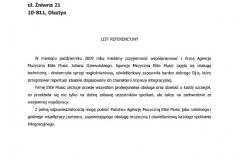 Referencje-od-firmy-Orlen-za-imprezę-integracyjną-dla-Elite-Music-2009