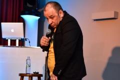 Grzegorz Halama od kilku lat występuje w wersji One Man Show
