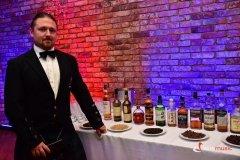 Stoisko degustacji Whisky
