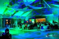 Obsługa techniczna w hotelu Marina - dekorowanie światłem
