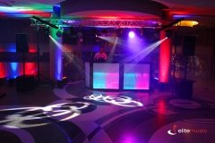 Impreza firmowa z DJem - zestaw sprzętu