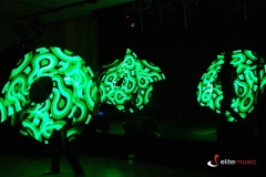 pokaz visualshow - lightshow