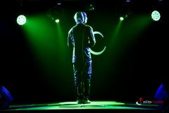 Pokaz Visualshow - występ z bungengami