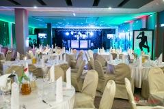 Wystrój sali - wieczór disco boogie night Elite Music