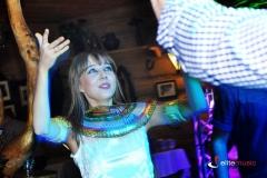 Animacje taneczne - wieczór egipski