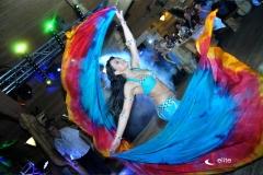 Pokaz tańca egipskiego