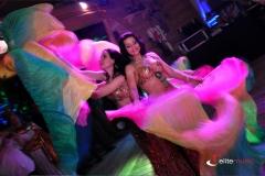 Pokaz tańca orientalnego - wiecżór egipski