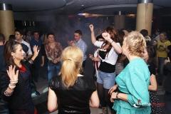 Zabawa taneczna w trakcie imrpezy prl