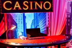 Stół do zabawy w kasyno