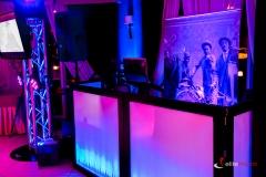 Miejsce DJ-a - impreza kasyno Prohibicja