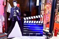 Dekoracje tematyczne Hollywood