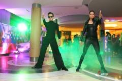 Pokaz taneczny w trakcie wieczoru Hollywood Red Carpet