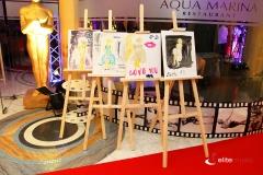 Prace wykonane przez uczestników konkursu malrskiego