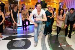 Aniamcja tanecnza z udziałem gości