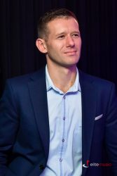 Julian Dziewulski założyciel firmyElite Music