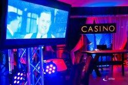 Wieczór kasyno - prohibicja