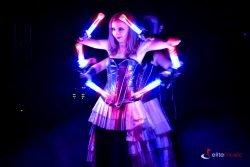 Pokaz lightshow