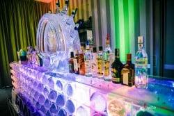 Bar lodowy na imprezie