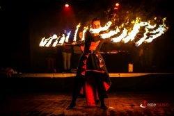Organizujemy pokazy tańca z ogniem