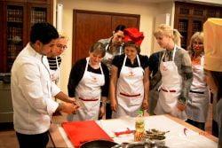 Warsztaty kulinarne firmowe
