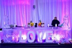 Bar lodowy na wesele