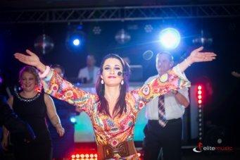 Impreza firmowa tematyczna -disco boogie
