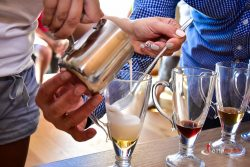 Warsztaty baristyczne - przygotowywanie kawy