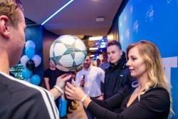 triki piłkarskie - event