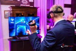 Wieczór VR - strefa VR symulatory wynajem