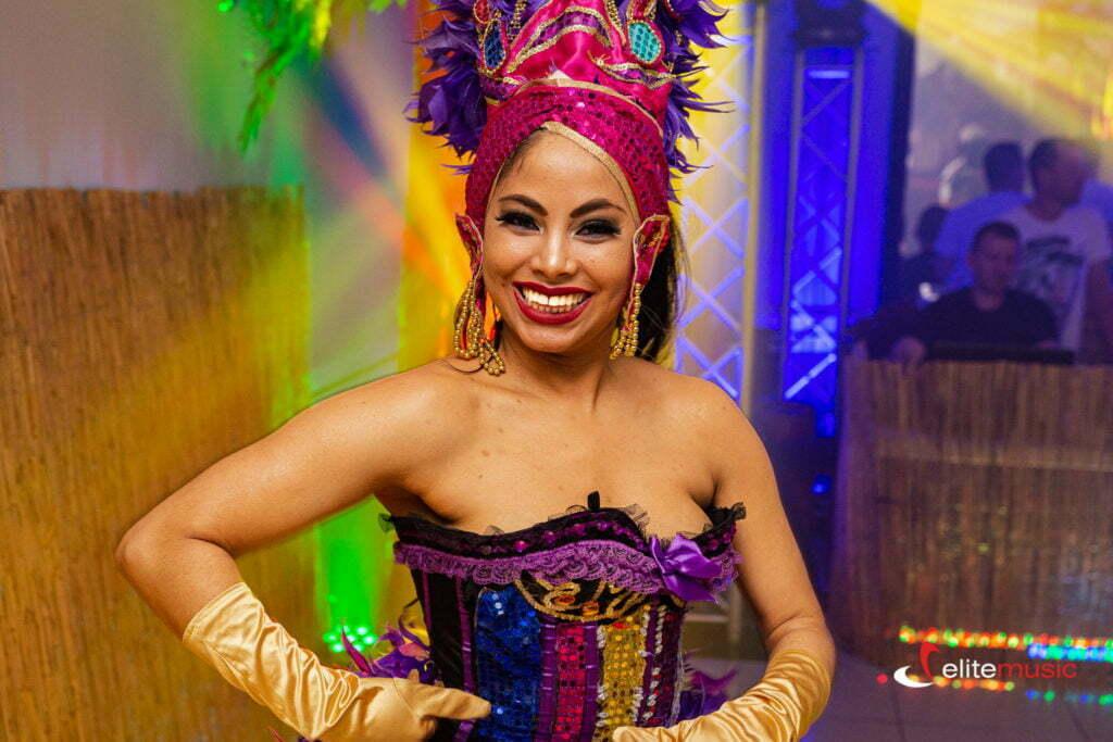 impreza latino - wiecżór kubański